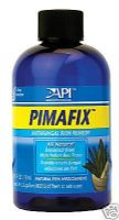 API Pimafix 118ml Fish Treatment For Fungus Bacterial Problems Freshwater